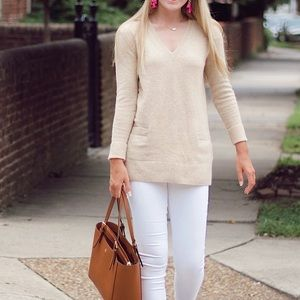 J.Crew Tan Sweater